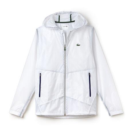 Lacoste Jacken-Kollektion für Novak Djokovic - Exclusive Clay Edition