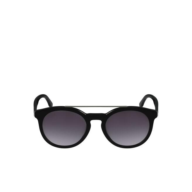 Herren-Schildpatt-Sonnenbrille im Retro-Look