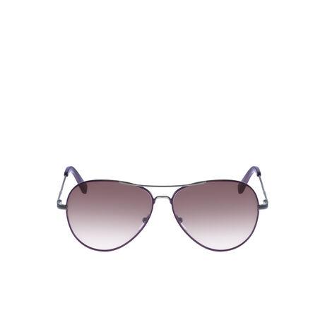 Sonnenbrille mit Streifen und Paspel