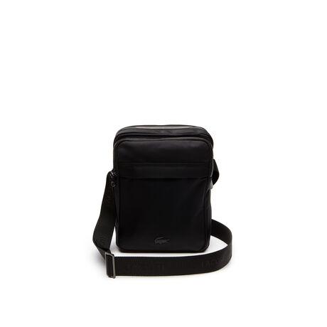 Leichte Herren-Tasche PETE aus Nylon mit Reißverschluss
