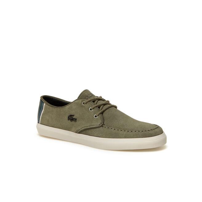 Herren-Sneakers SEVRIN aus Veloursleder