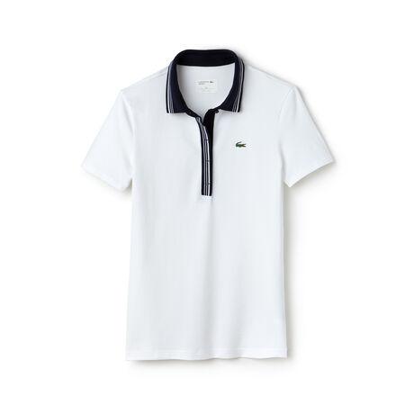 Women's Lacoste SPORT Golf Ultra-Lightweight Stretch Knit Polo