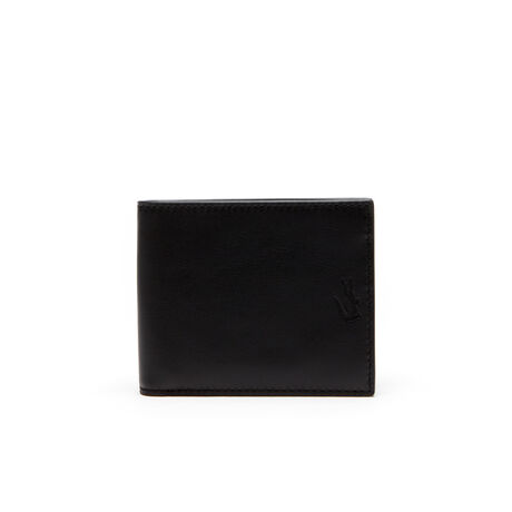 Men's Full Ace Soft Leather Six Card Wallet