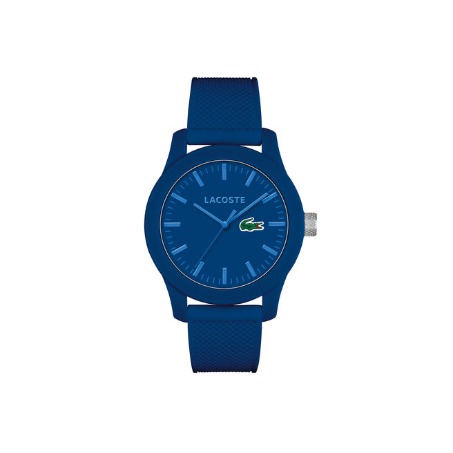 Uhr mit Silikonarmband LACOSTE.12.12