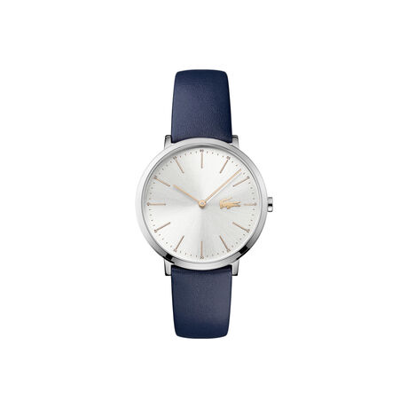 Bi-material Moon watch