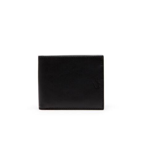Herren-Brieftasche FULL ACE aus weichem Leder für sechs Karten