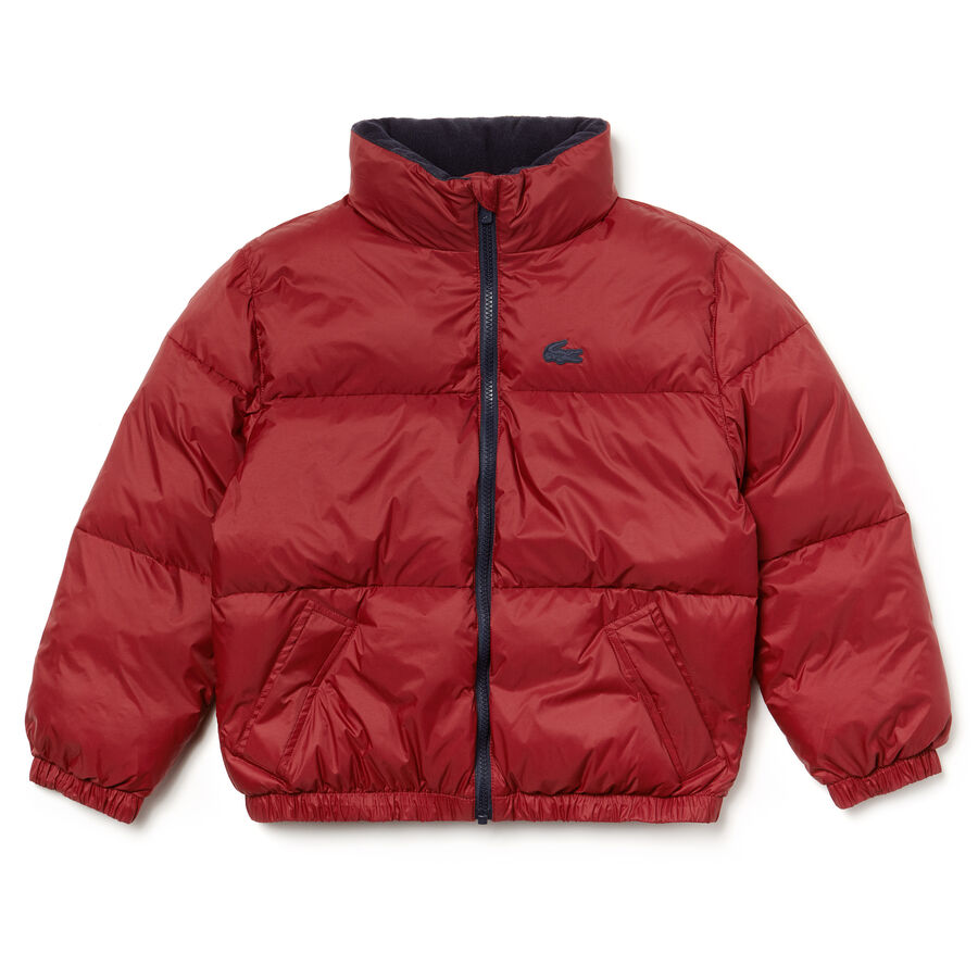 Boys' Invisible Hood Down Jacket