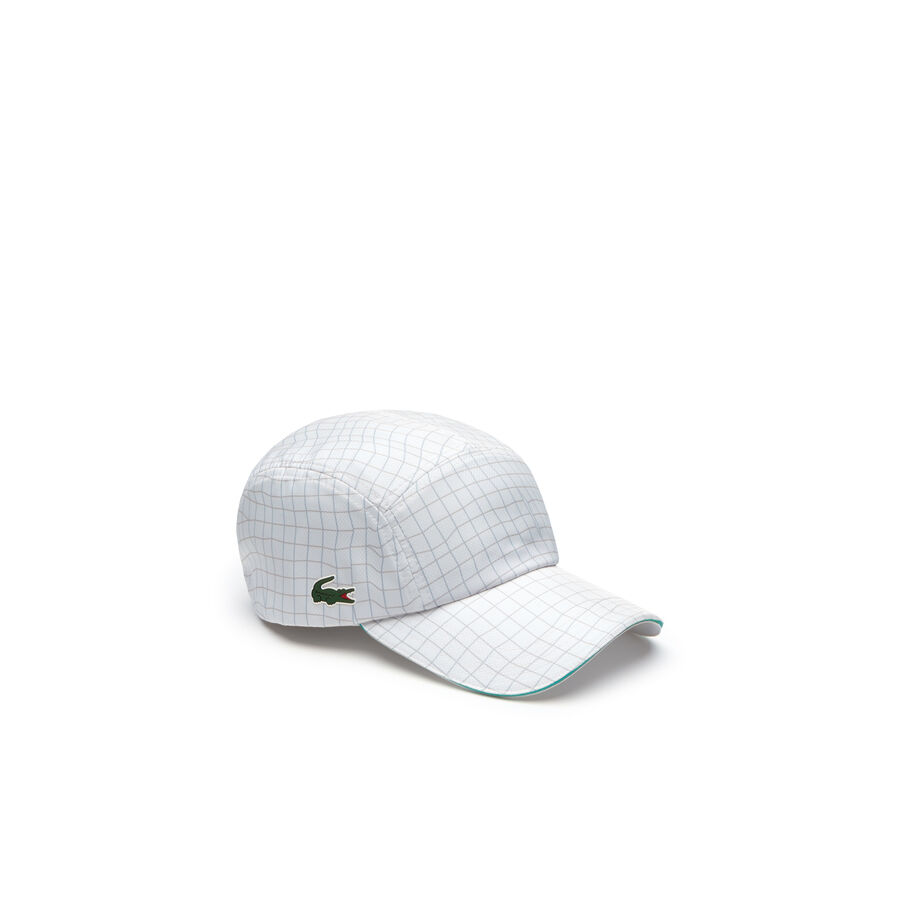 Men's Lacoste SPORT Tennis Colorblock Taffeta Cap
