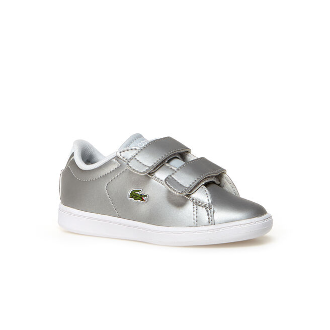 Sneakers Enfant Carnaby Evo gloss à Scratchs