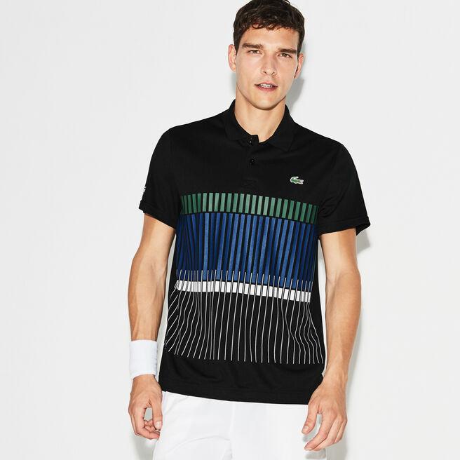 Polo Lacoste Collection pour Novak Djokovic - Édition Terre Battue Exclusive