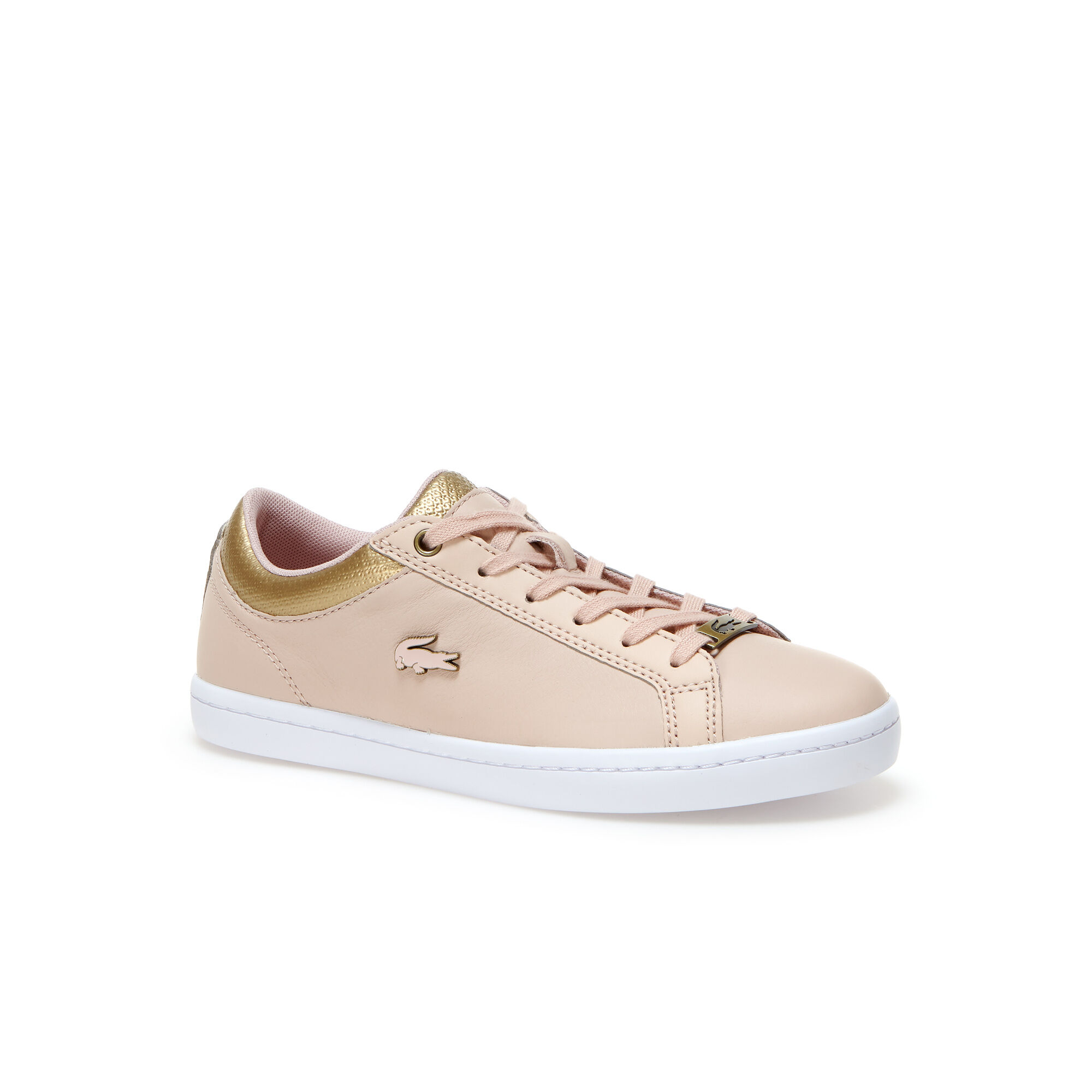 Lacoste Mens Court Line Trainers Burgundy/White/Tan Mens Trainers Burgundy/Blue/Brown/White LC915Cheap Sale100% top quality