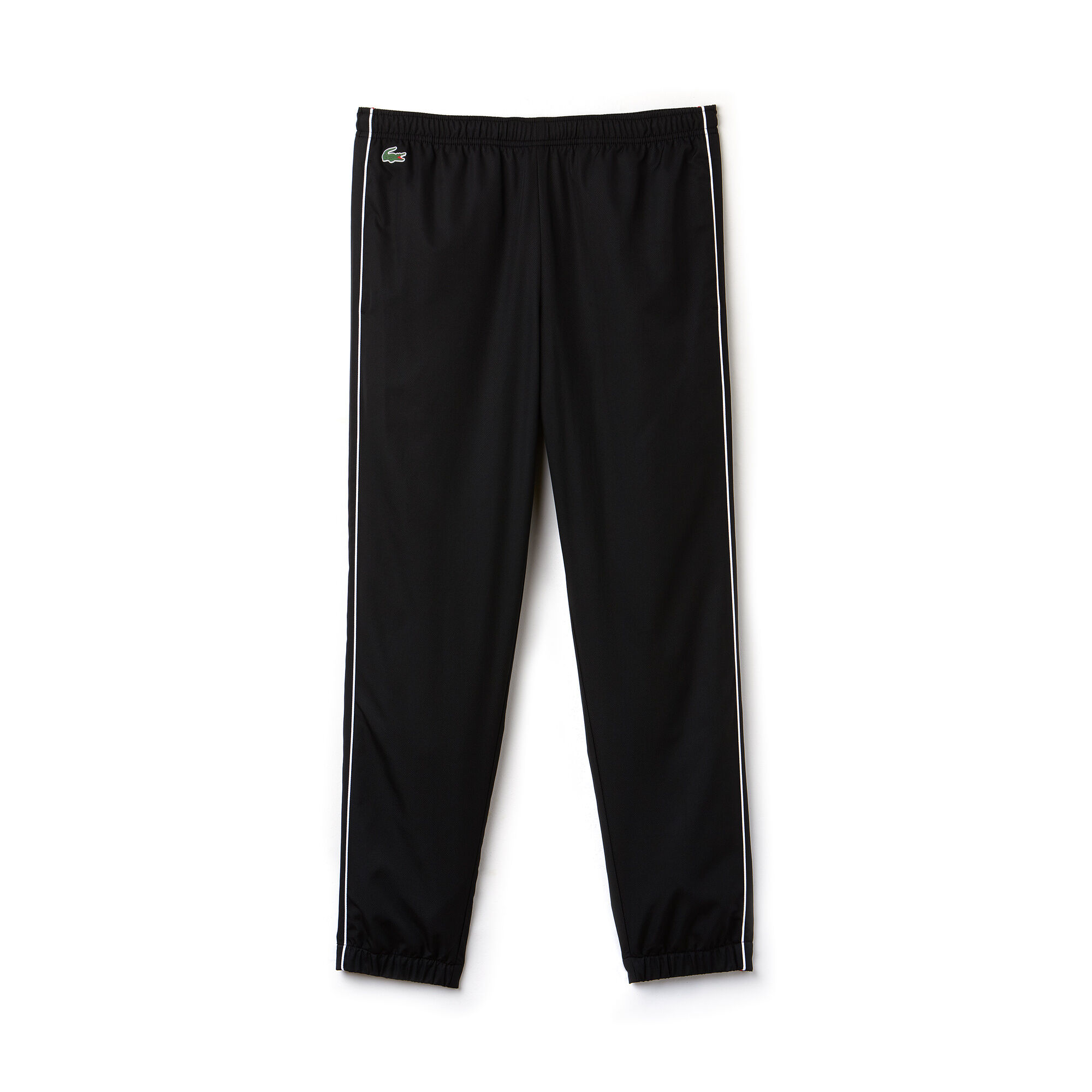 Lacoste Childrens Fleece Pant - Charcoal Marl