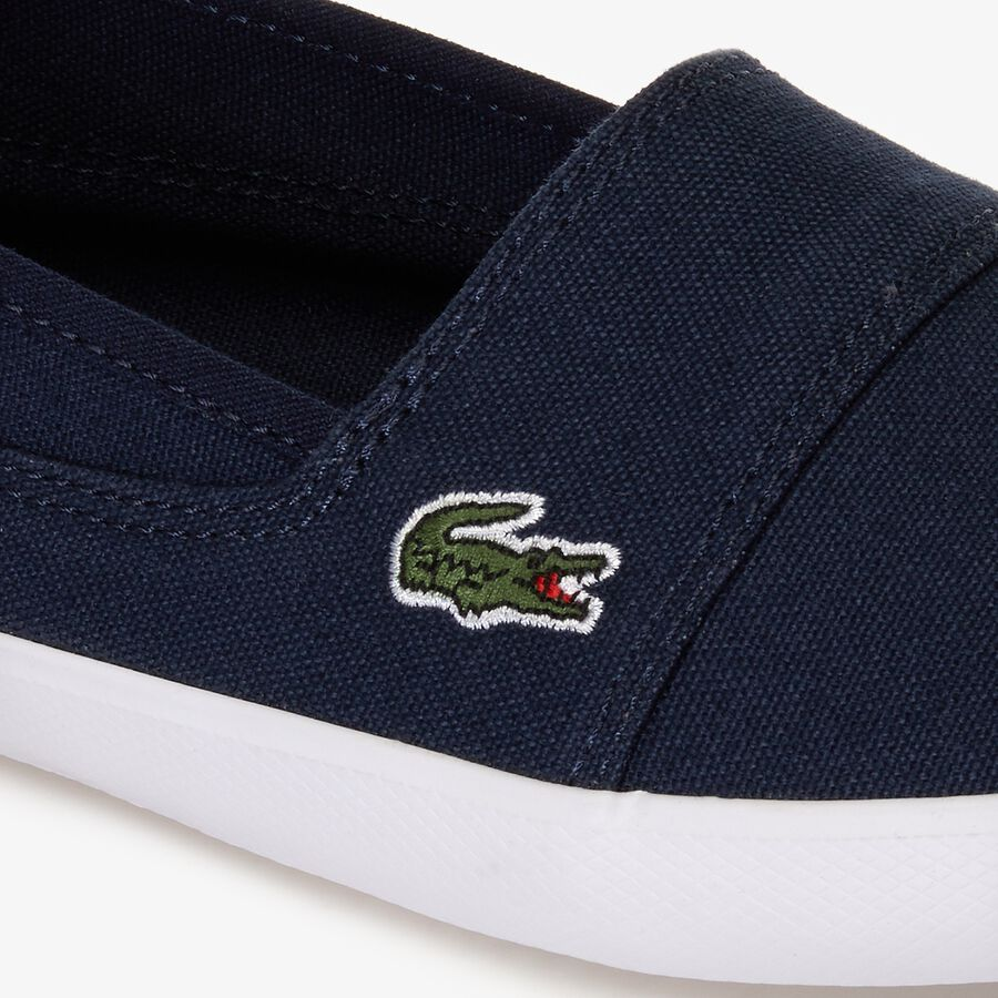 Women's Marice BL Canvas Slip-ons