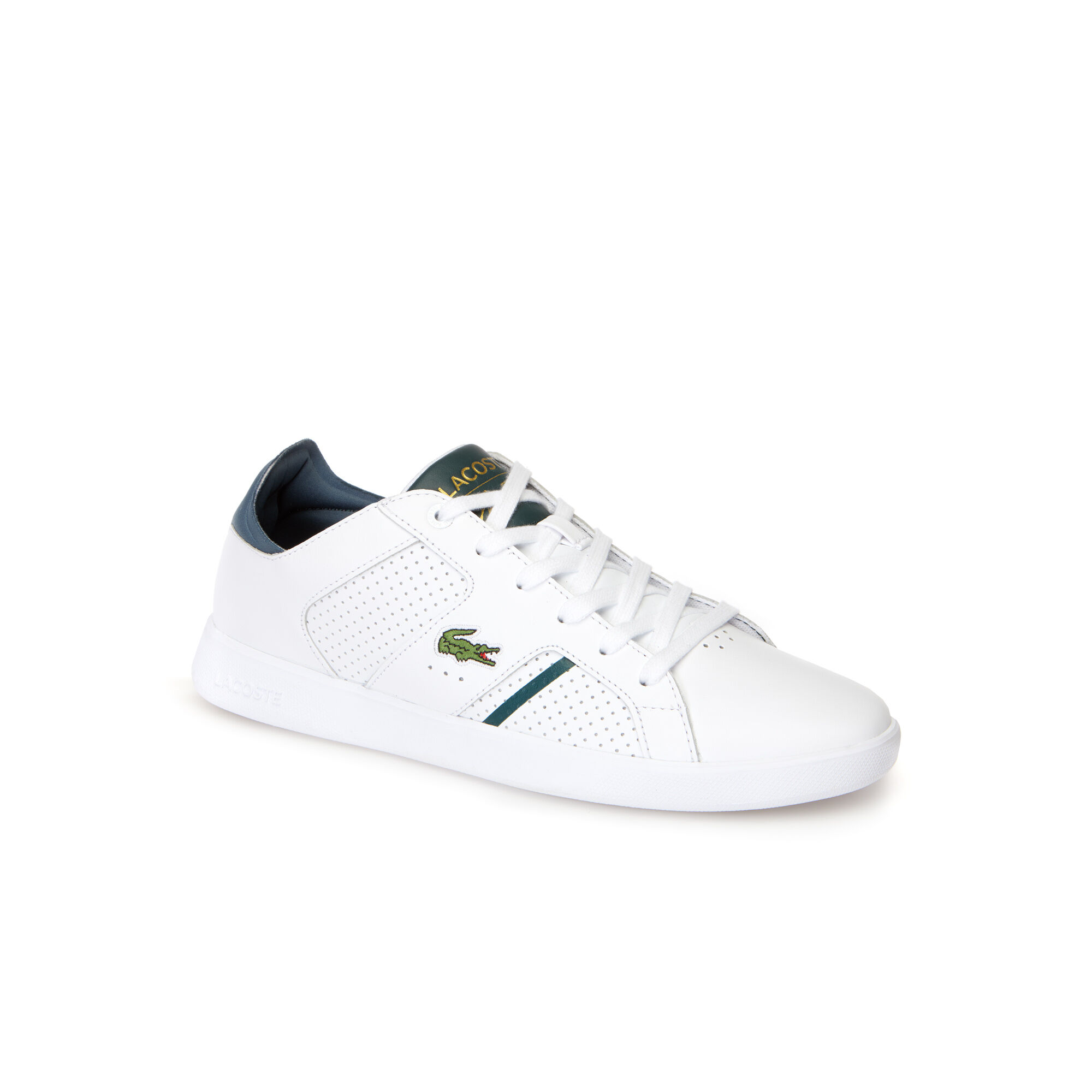 Lacoste ENDLINER Trainers light blue/light pink 2vo7buic
