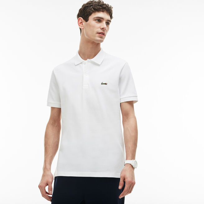 Men's Lacoste Regular Fit Thick Cotton Polo