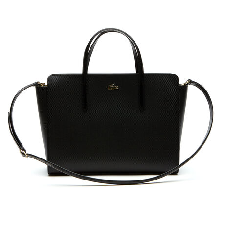 Women's Chantaco Dual Carry Gusseted Piqué Leather Tote Bag