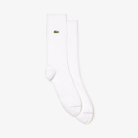 Men's Socks in unicolor jersey