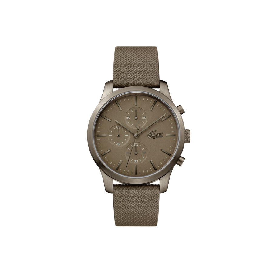 Men's Lacoste 12.12 Chronograph Watch 85th Anniversary with...