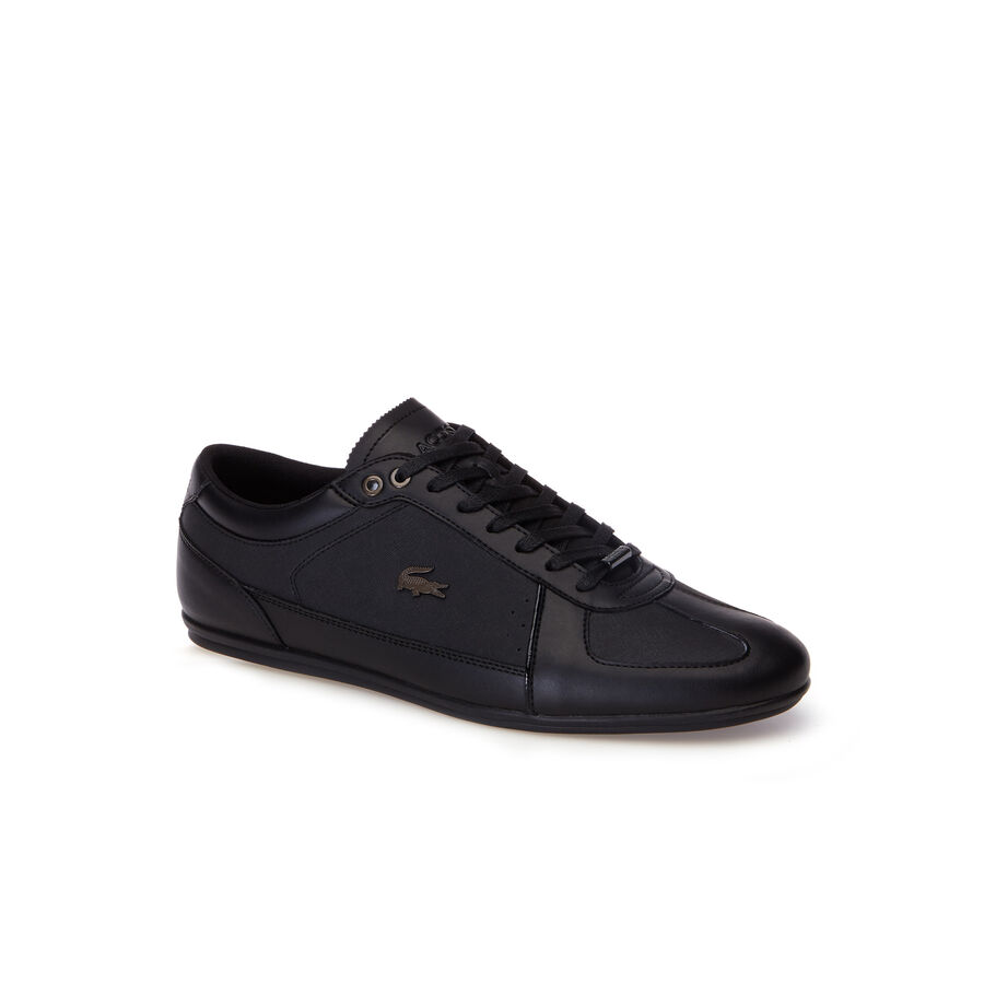 Men's Evara Leather Trainers