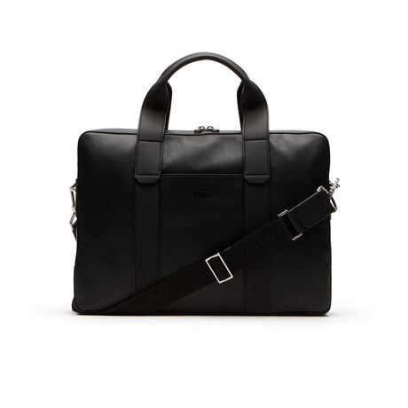 Men's Full Ace Soft Leather Computer Bag