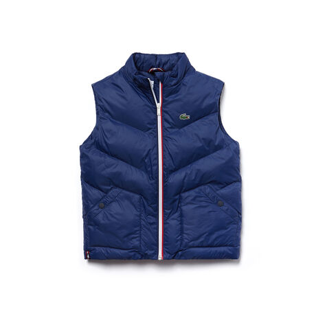 Boys' Quilted Nylon Vest