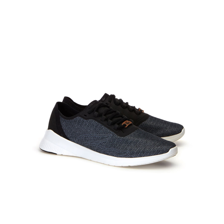 Men's LT Fit SPORT Marl Piqué Trainers