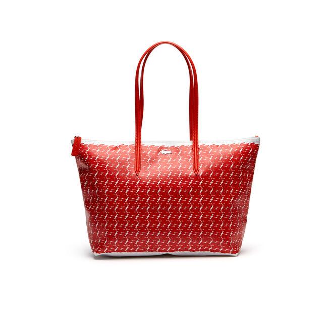 Damen-Shopper im Großformat L.12.12 CONCEPT CROC