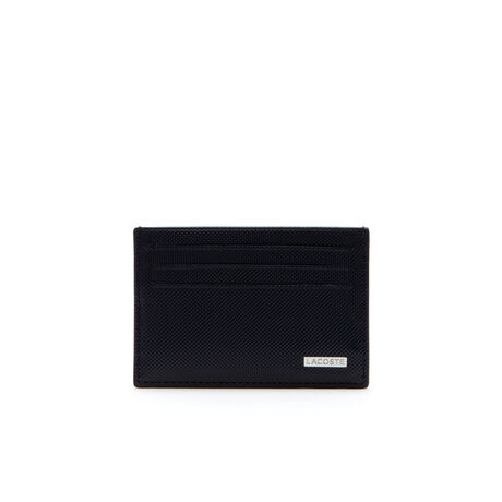 Edward Kreditkartenetui aus zweifarbigem Leder