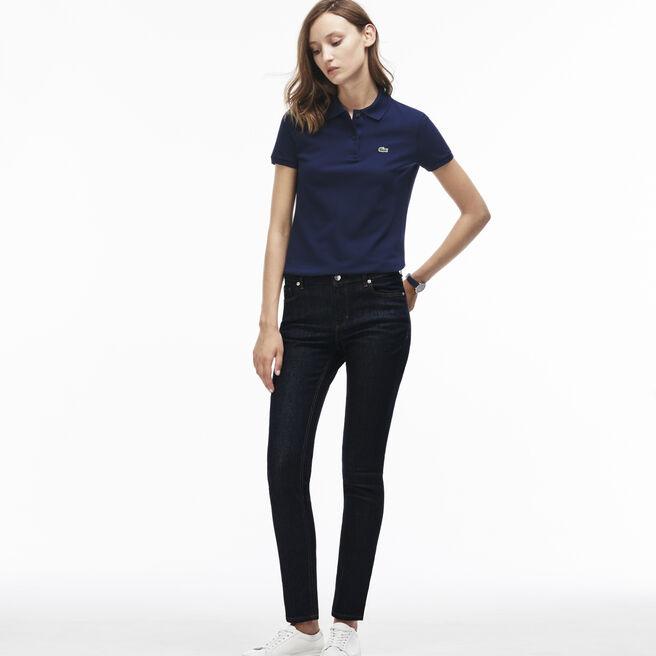 SkinnyFit Jeans aus dehnbarer Baumwolle