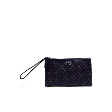 Damen-Unterarmtasche mit Reißverschluss L.12.12 CONCEPT FANTAISIE