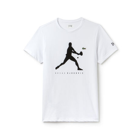 Herren-Rundal-Shirt Aus Jersey Mit Gedruckt - Support With Style Kollektion