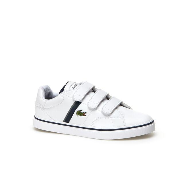 Kinder-Sneaker mit Klettverschluss FAIRLEAD