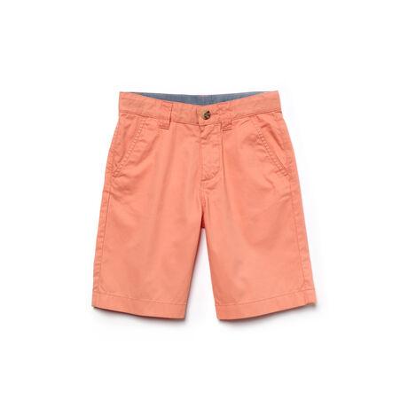 Kids' Cotton gabardine Bermuda shorts