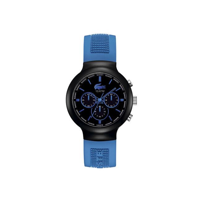 Bornéo Watch - chronograph - blue strap