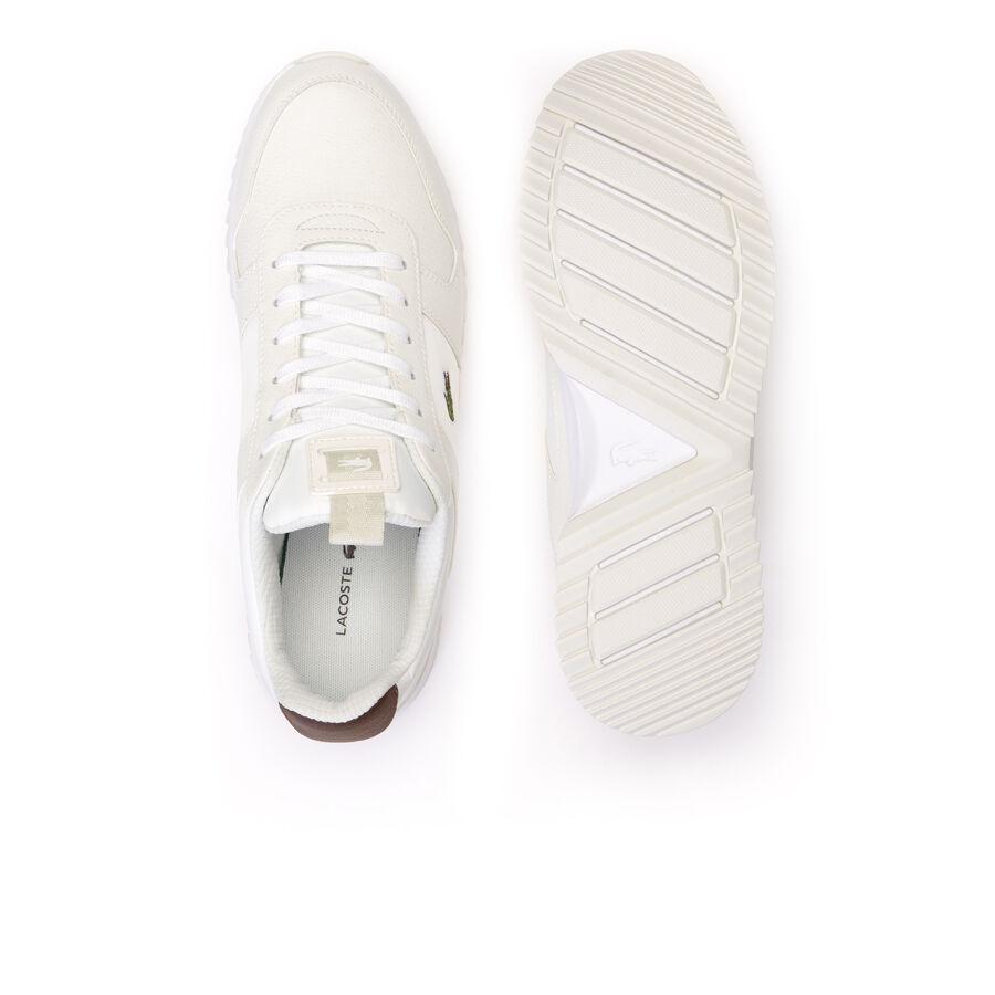 a7752b790fc66 Lacoste Men Black Training or Gym Shoes lowest discount df8d4 536ea  Men s Joggeur  2.0 Leather Trainers most popular 846c1 9916b ...