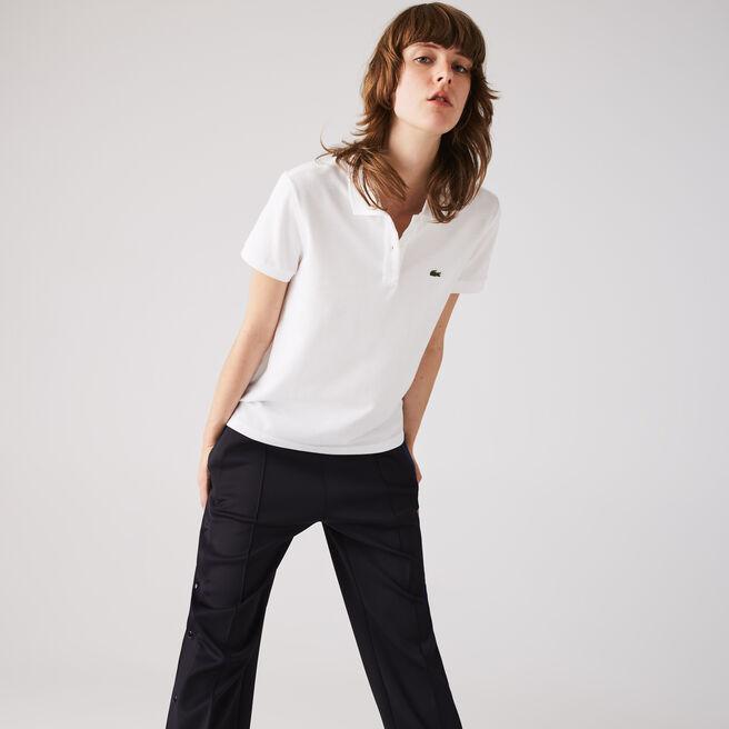 Women's Lacoste Classic Fit Soft Cotton Petit Piqué Polo