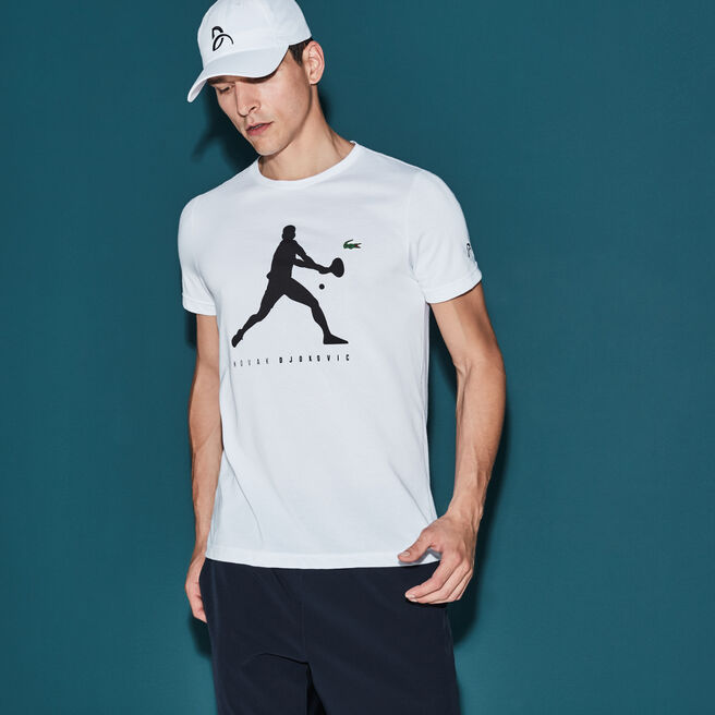 Men's Crew Neck Jersey T-Shirt - Support With Style Collection