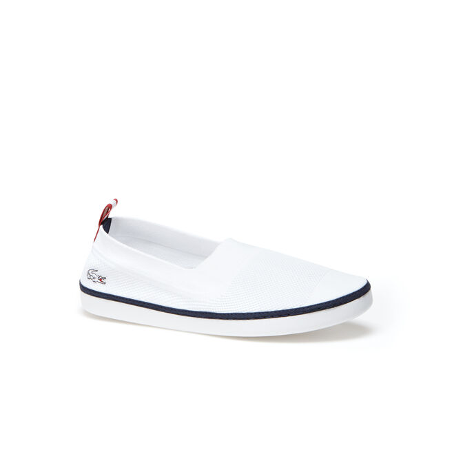 Men's L.ydro Elasticized Piqué Slip-Ons