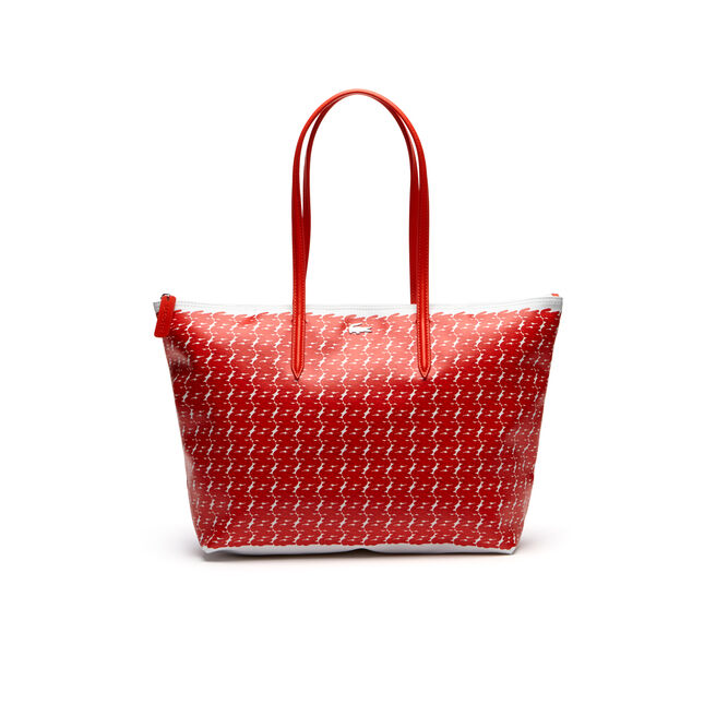 Women's L.12.12 Concept Croc Shopping Bag - Large Format