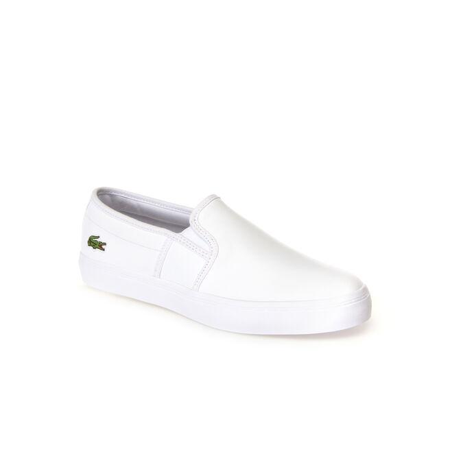 Women's Gazon Leather Slip-ons