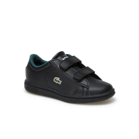 Carnaby Evo trainers with hook and look straps