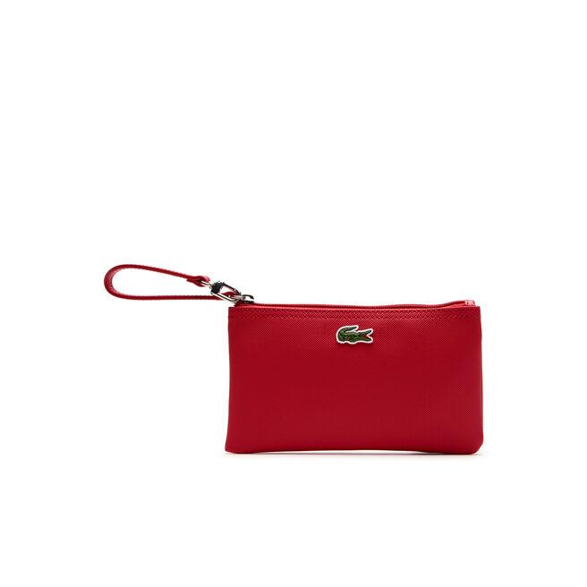 Bolso clutch de mujer con cremallera de la colección L.12.12 Concept