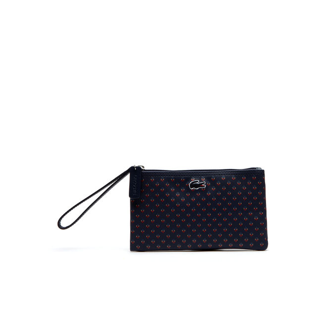 Women's L.12.12 Concept Fantaisie Zip Clutch Bag