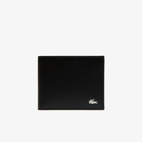 Billetero FG formato pequeño de cuero