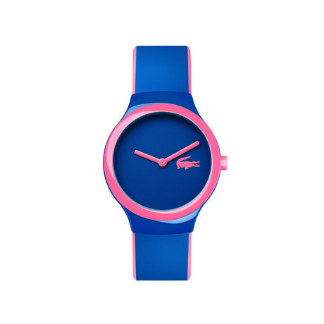 Lacoste Goa New blue and pink
