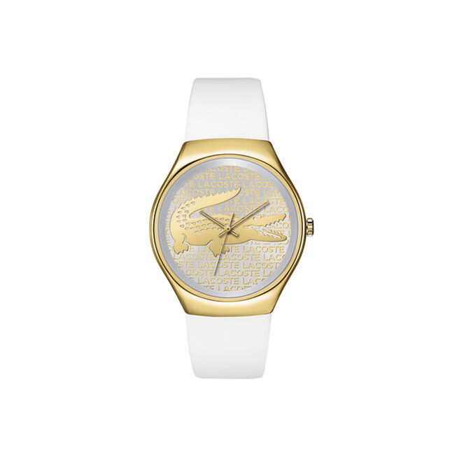 Acapulco Watch - two-tone strap
