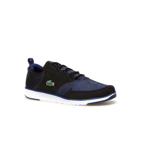 Sneakers L.ight camo en textile