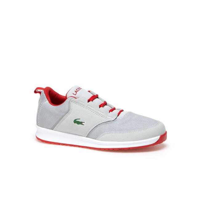 Sneakers Enfant L.IGHT en toile aérée