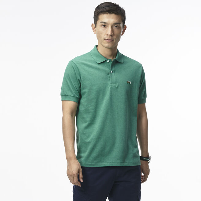Polo Lacoste L.12.12 chiné