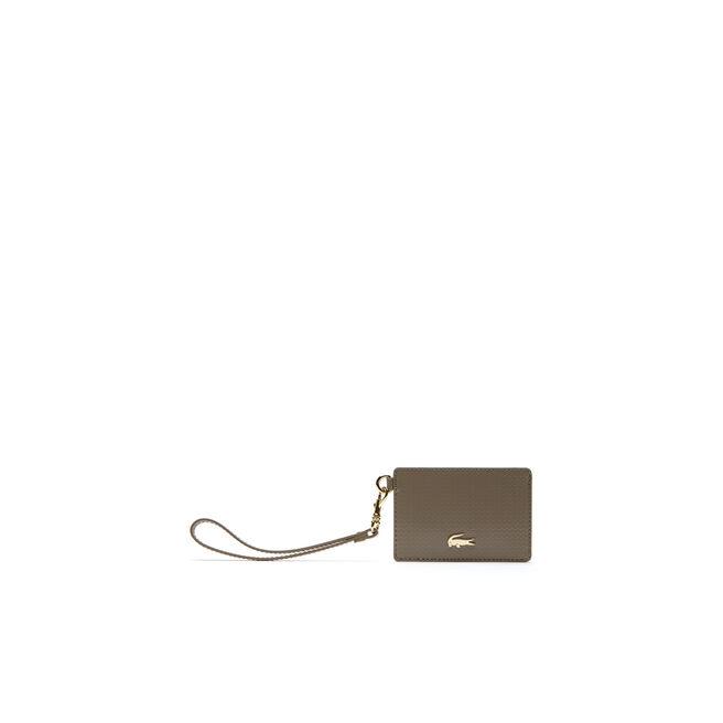 Porte-cartes Chantaco en cuir uni